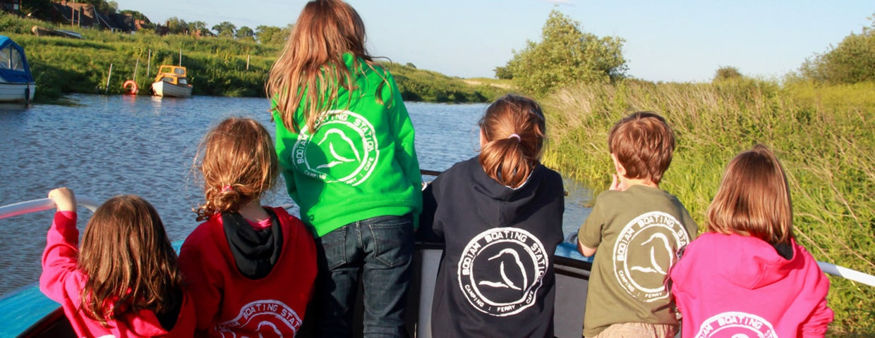 Bodiam Boating Station Merchandise Hoodies